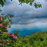 Tray Mountain view